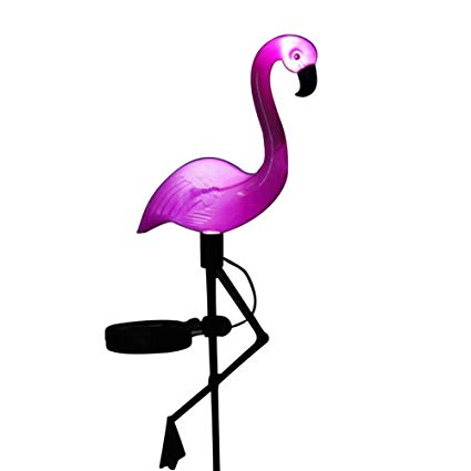 3 cute flamingo dancing clipart picture download Amazon.com: US-PopTrading Solar Flamingo Light, Ground Garden ... picture download