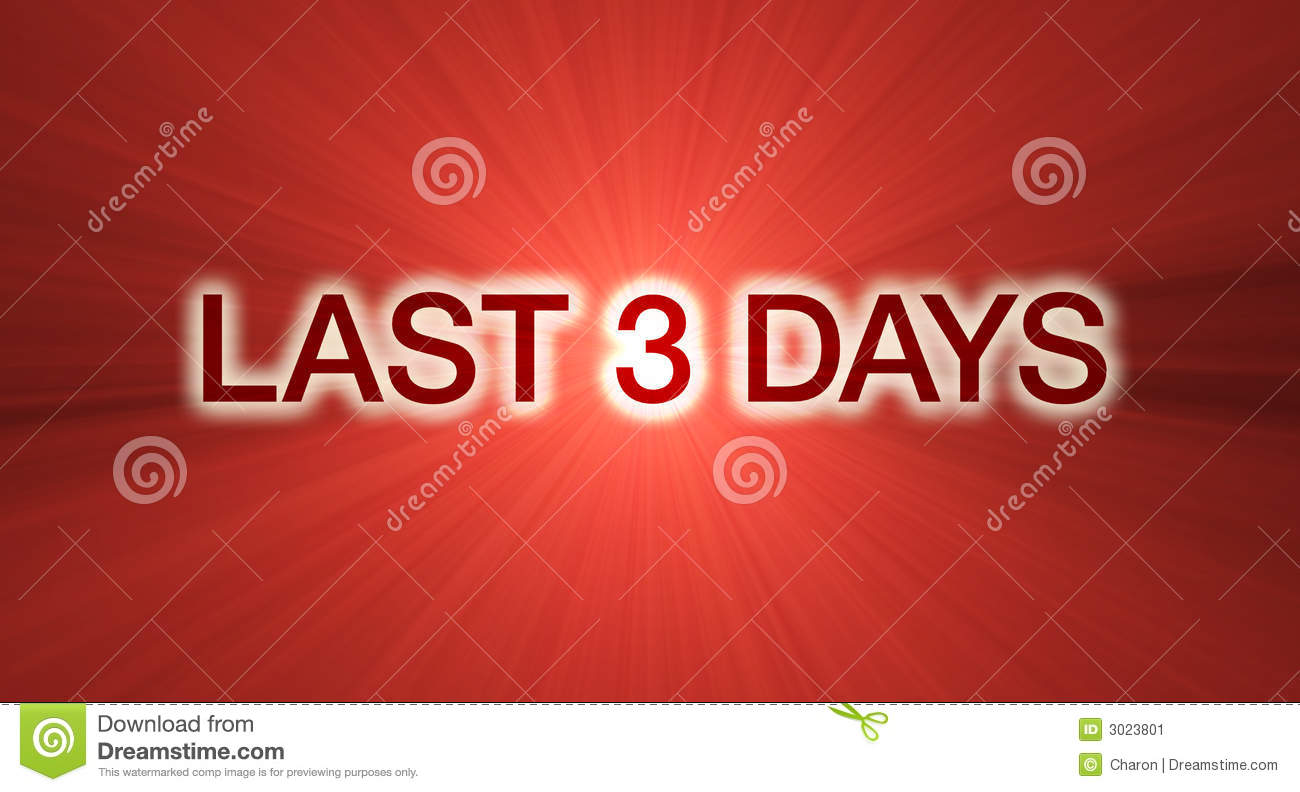 3 day countdown clipart image royalty free stock 3-day Countdown Clipart - Clipart Kid image royalty free stock