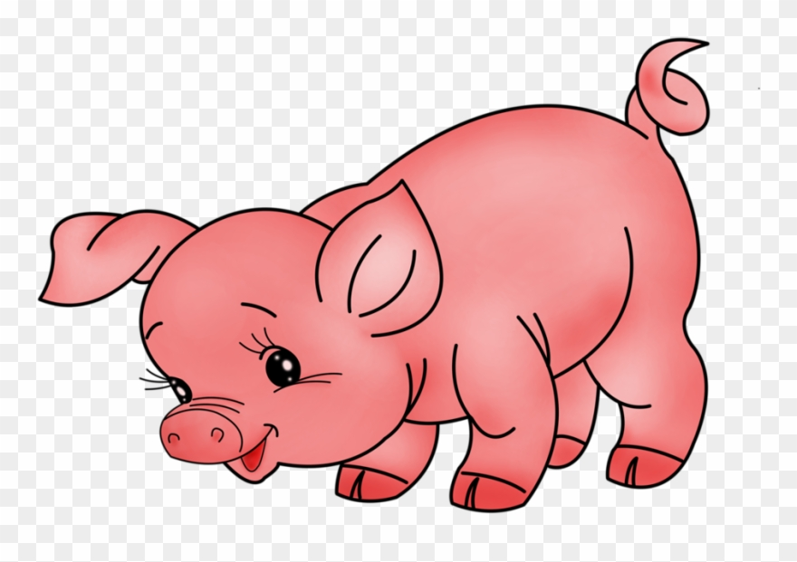 Animal picture clipart jpg royalty free library Clipart Pig Domestic Animal - Pig Farm Animals Clipart - Png ... jpg royalty free library