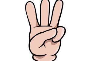 Three finger clipart picture library 3 fingers clipart » Clipart Portal picture library