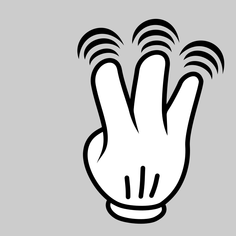 Free Clipart: MultiTouch-Interface Mouse-theme 3-fingers-Triple-Tap ... vector download