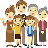 3 generation clipart picture freeuse download Three generation family | Clipart Panda - Free Clipart Images picture freeuse download