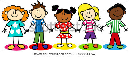 3 girls 1 boy clipart svg free stock Stick Figure Girl Stock Images, Royalty-Free Images & Vectors ... svg free stock