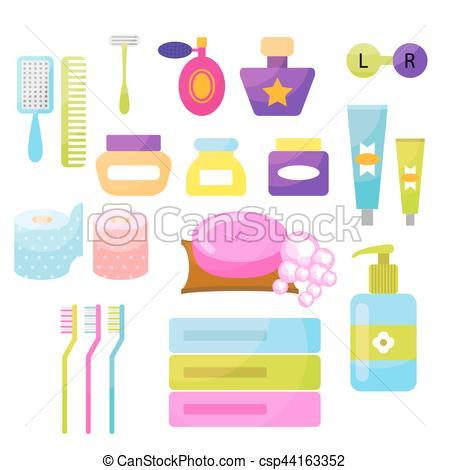 Personal care items clipart 3 » Clipart Portal clip royalty free download