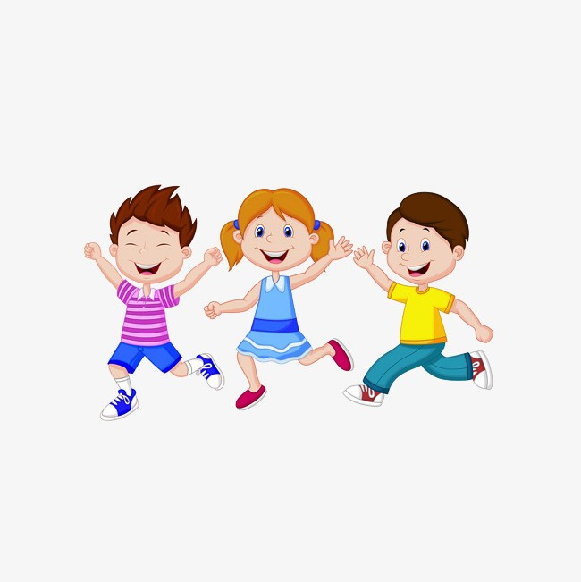 3 kids clipart 3 » Clipart Portal png freeuse library
