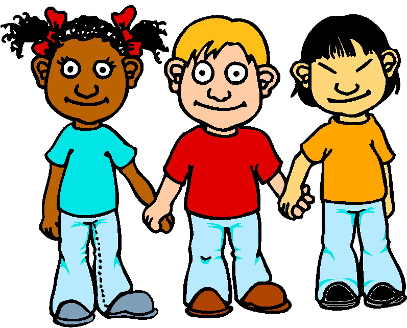 Free clipart pictures of children. Kids download clip art