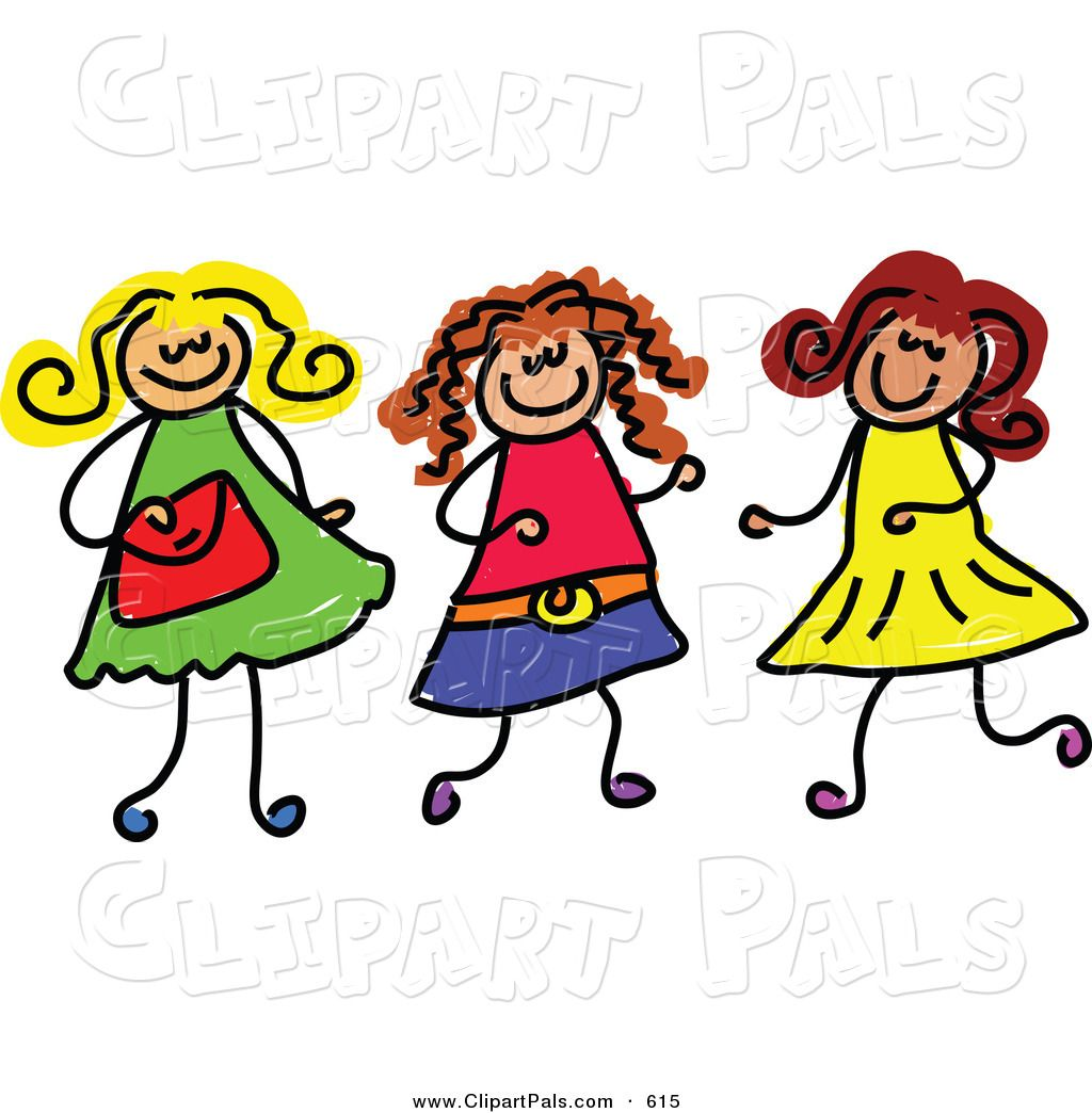 3 kids standing clipart png royalty free Together Forever Friends Clipart - Clipart Kid | Tattoo in 2019 ... png royalty free