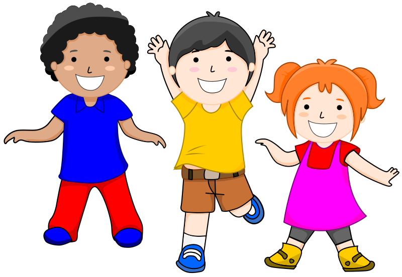 Kids download clip art. Free clipart pictures of children