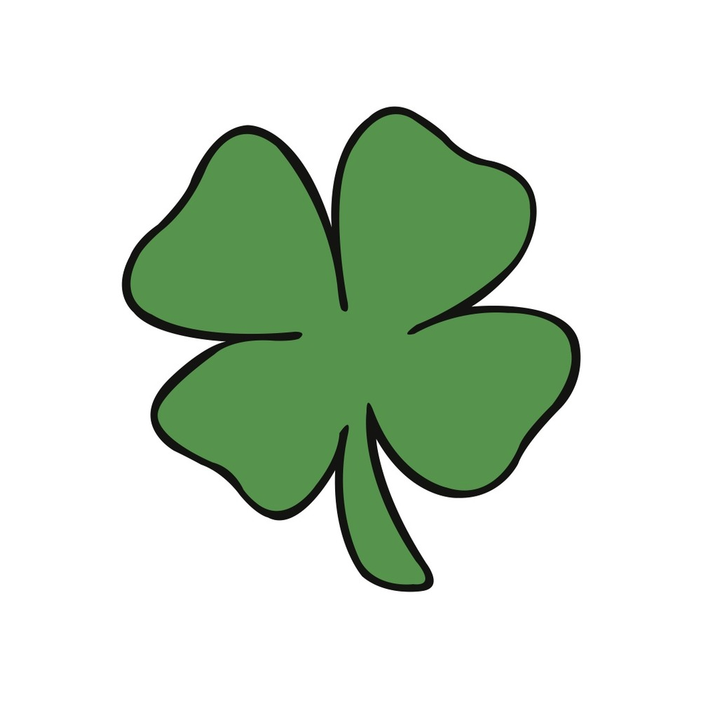 3 leaf clovers clipart picture 4 Leaf Clover Clip Art | Free download best 4 Leaf Clover Clip Art ... picture