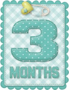 3 months clipart royalty free download 312 Best Baby Clips images in 2019 | Baby clip art, Baby, Baby scrapbook royalty free download