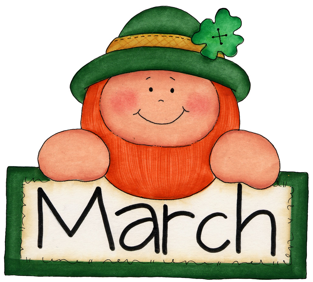 Monthly clipart