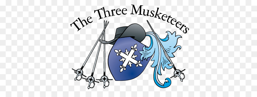 3 musketeer symbols clipart picture freeuse Design Background clipart - Blue, Text, Font, transparent clip art picture freeuse