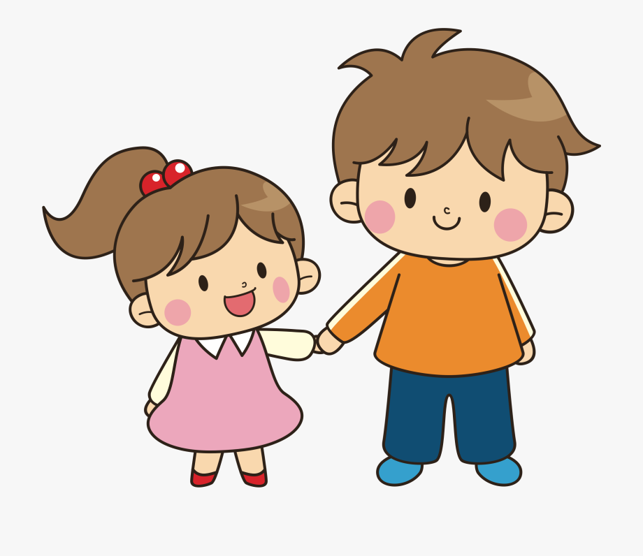 Shstar clipart clip stock Clipart Of Older, Younger And Brother - Big Sister Baby Brother ... clip stock