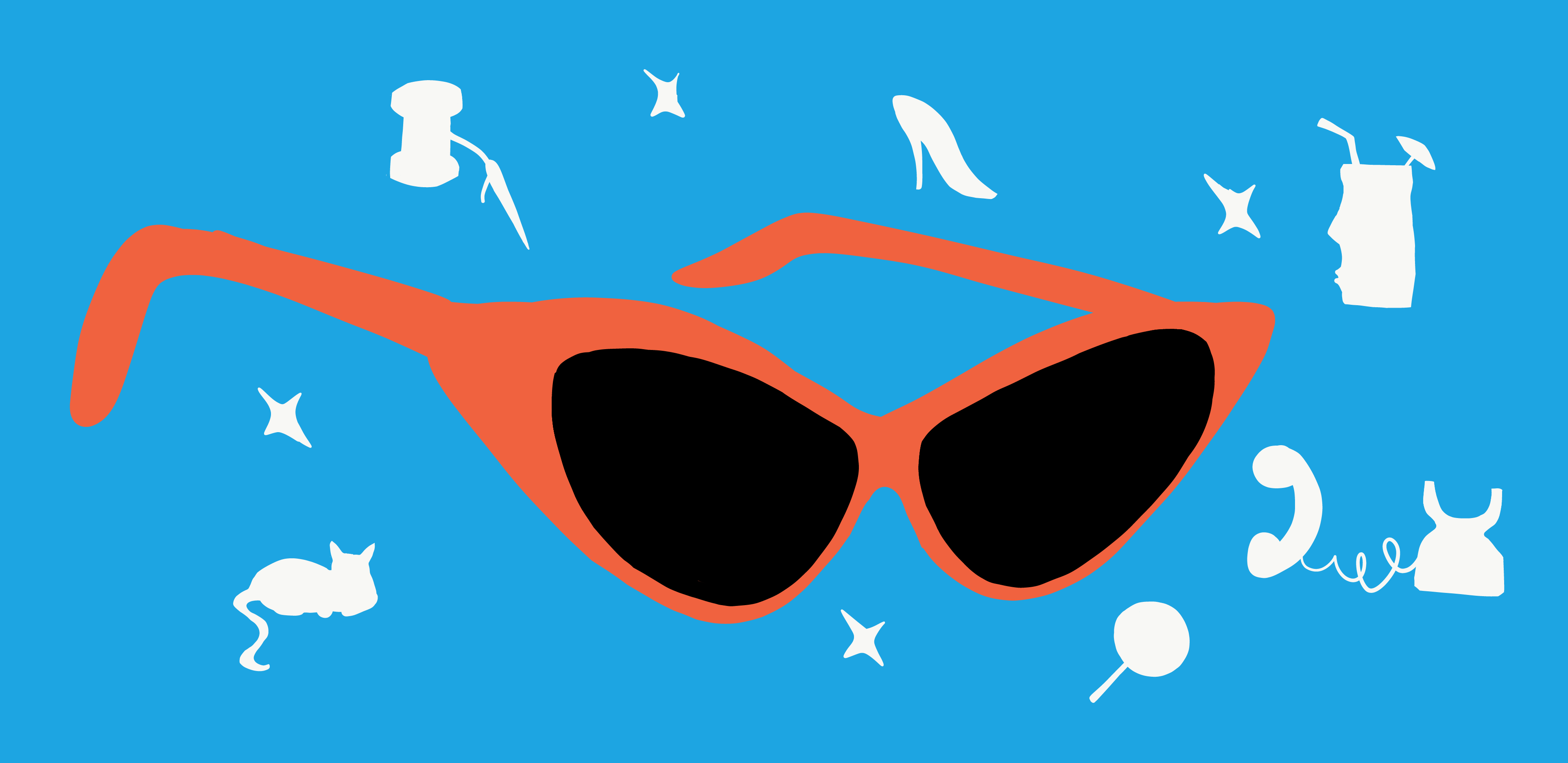 15 Random Facts And Useless Trivia About Sunglasses | Zappos.com Blog clipart freeuse stock
