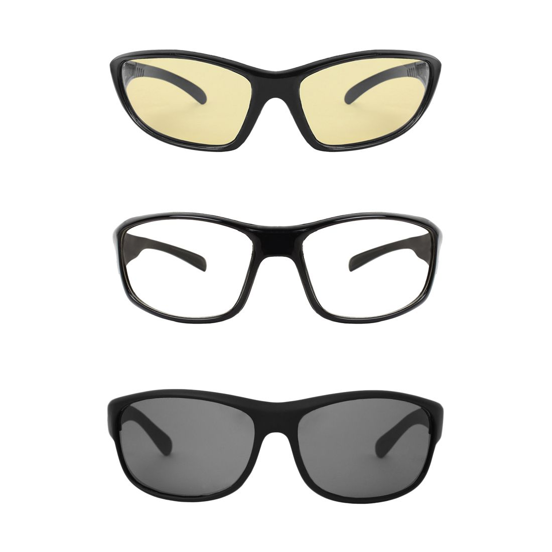 Sunglasses Combo ( 3 pairs of sunglasses ) svg royalty free library