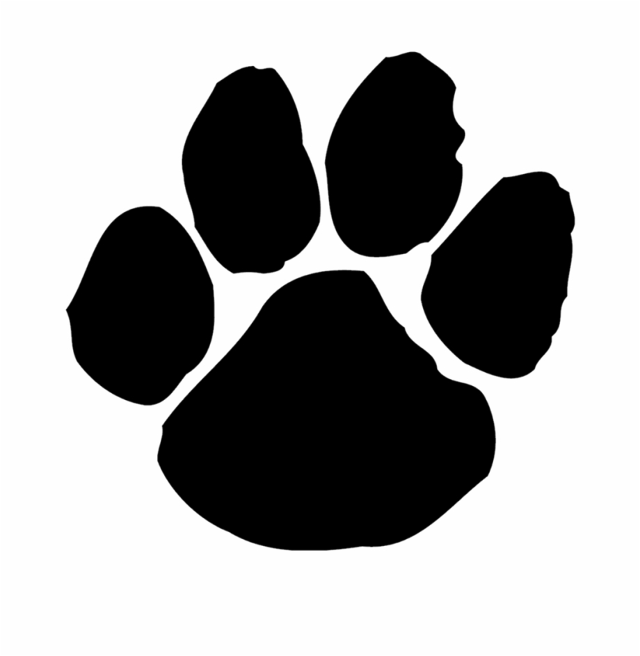 3 panther paws clipart clip transparent download Southside Panthers - Tiger Paw Print Clipart, Transparent Png ... clip transparent download