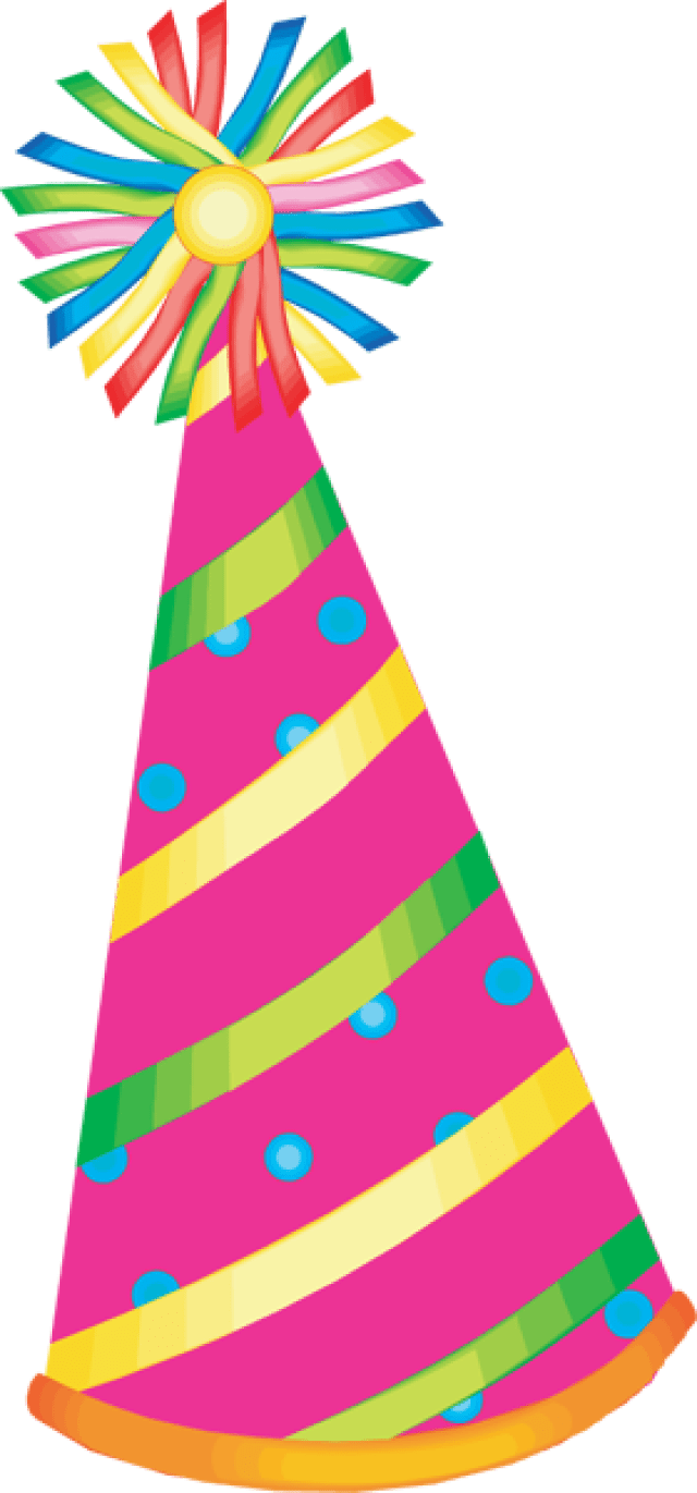 3 party hat clipart banner royalty free download Clipart party hat 3 » Clipart Portal banner royalty free download