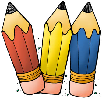 Pencils clipart 3 » Clipart Station clip transparent stock