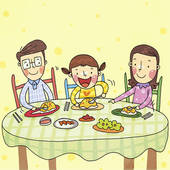 3 person dinner time clipart picture library stock Free Meal Cliparts, Download Free Clip Art, Free Clip Art on Clipart ... picture library stock