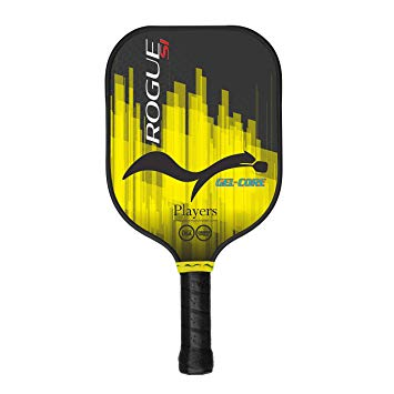 3 pickleball players clipart clip free Rogue SI Gel-Core Pickleball Paddle USAPA Approved and Made in The USA clip free