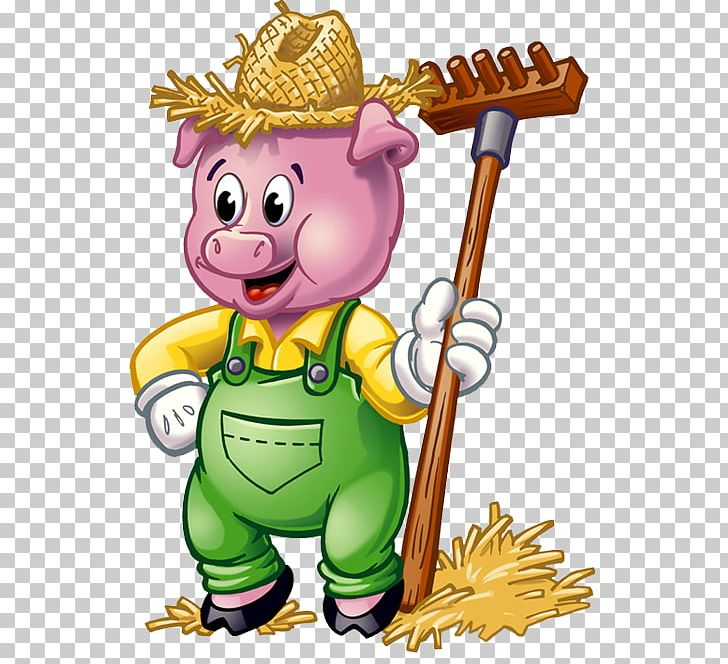 Big bad wolf the. Free clipart three little pigs