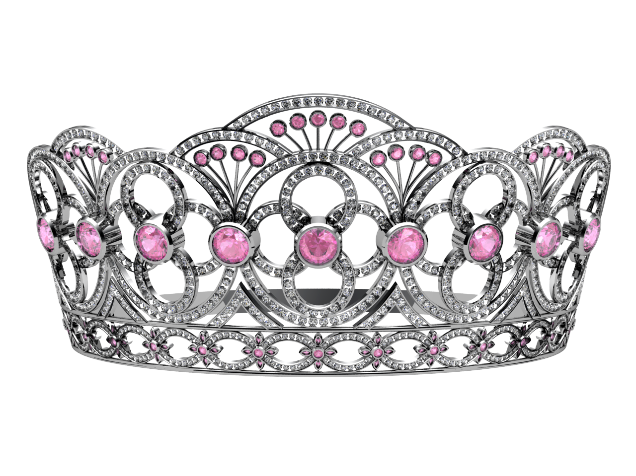 Pink princess crown clipart png image freeuse download Crown Transparent PNG Pictures - Free Icons and PNG Backgrounds image freeuse download