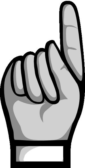 Pointing finger pointer finger clipart kid 3 - ClipartBarn jpg download