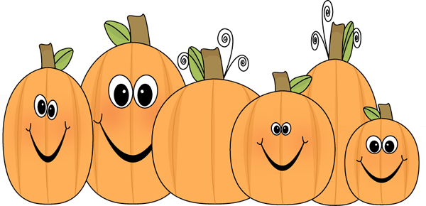 Woman in pumpkin patch clipart graphic freeuse stock Cute Pumpkin Clip Art | Pumpkin Patch Clip Art Image - patch of ... graphic freeuse stock