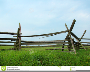 3 rail fence clipart clip freeuse library Split Rail Fence Clipart | Free Images at Clker.com - vector clip ... clip freeuse library