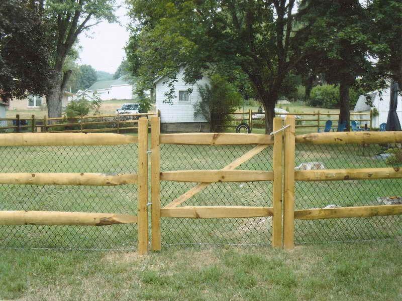 3 rail fence clipart image freeuse stock diy fence | How to Build a Split Rail Fence Gate | Backyard | Diy ... image freeuse stock