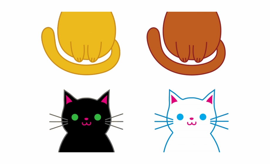 3 real cats clipart graphic transparent stock Feline Free On Dumielauxepices Net Small - 3 Cat Clipart Free PNG ... graphic transparent stock