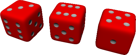 3 red dice clipart transparent download 3 Dices   Free download best 3 Dices on ClipArtMag.com transparent download