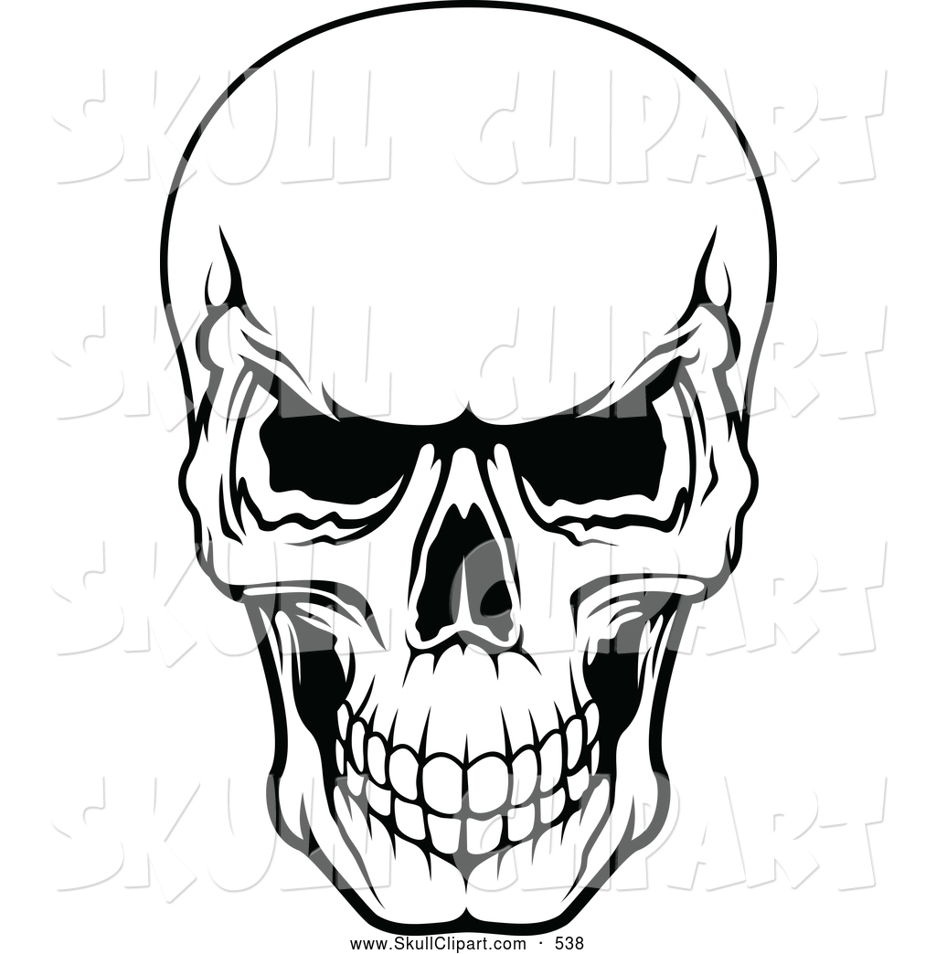 3 skulls clipart picture library Skull clipart kid 3 - ClipartBarn picture library