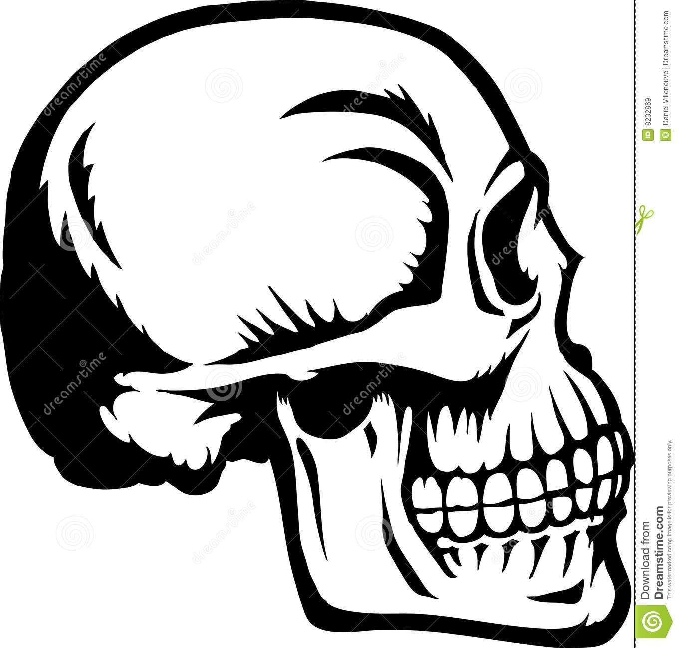 3 skulls clipart clipart free Skull profile clipart 3 » Clipart Station clipart free