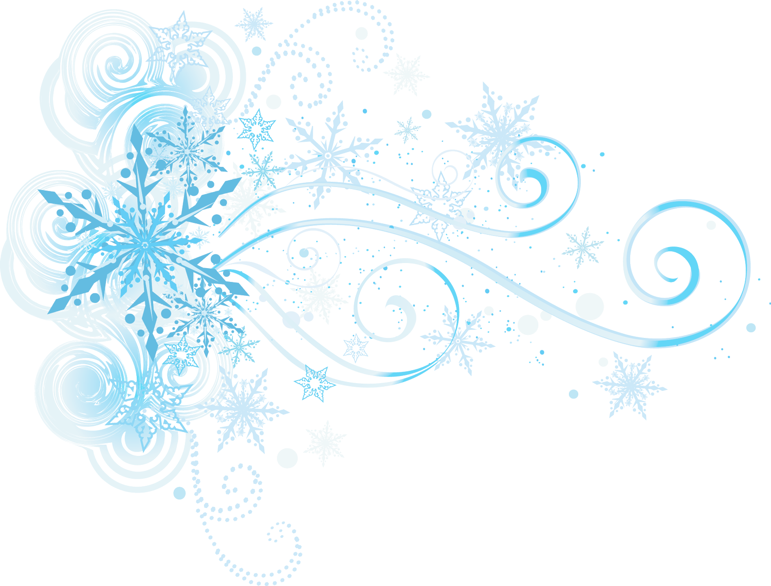 Snowflake wind clipart banner library winter background | Clipart and Printable Images for all Occasions ... banner library