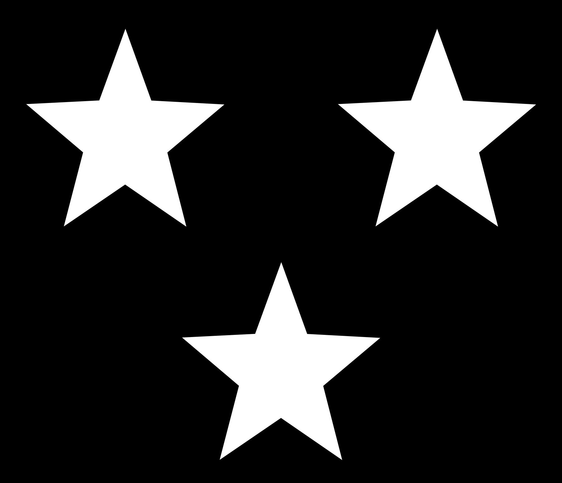 Black and white star money clipart