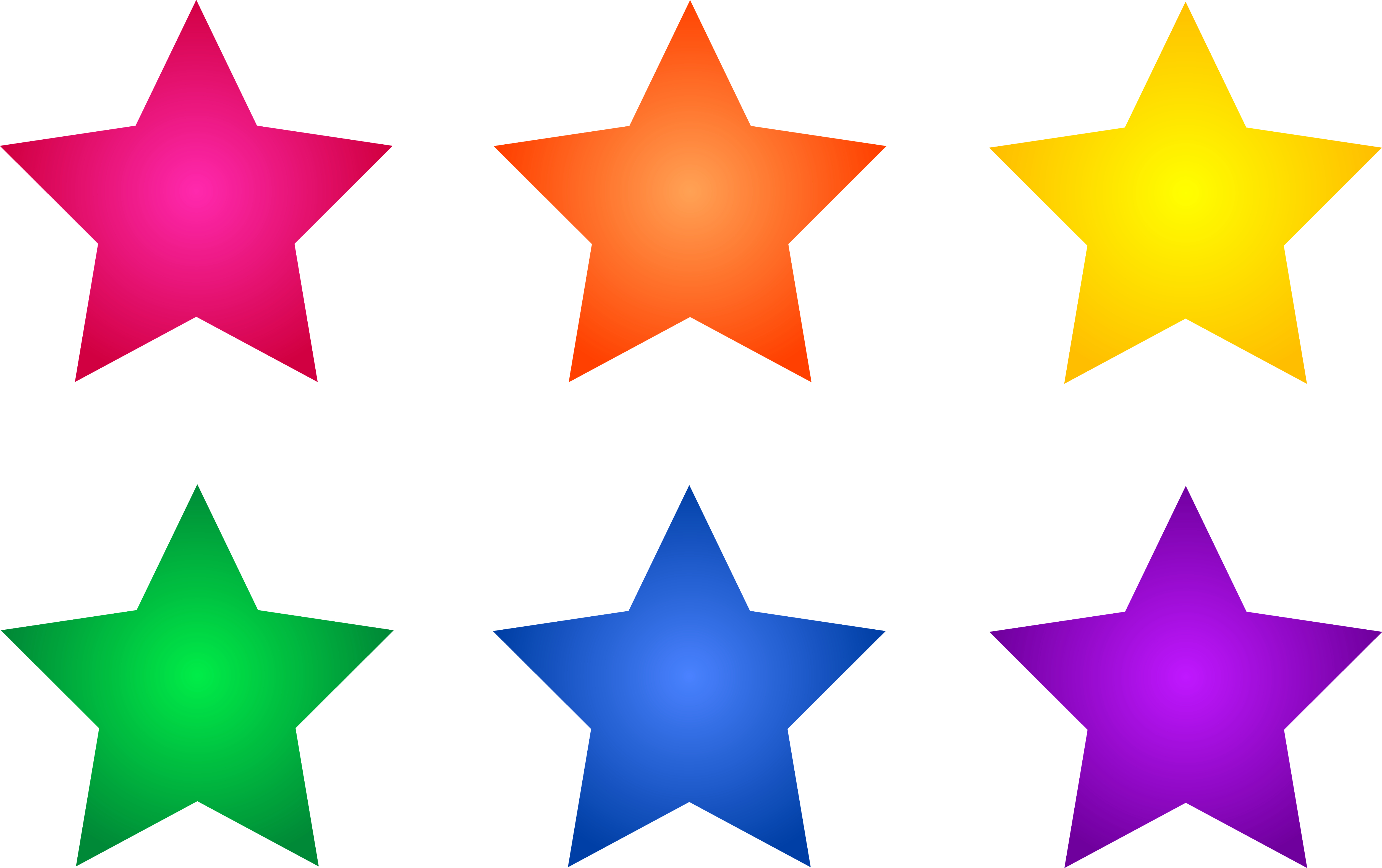 Assorted star clipart vector transparent library Free Stars Clipart, Download Free Clip Art, Free Clip Art on Clipart ... vector transparent library