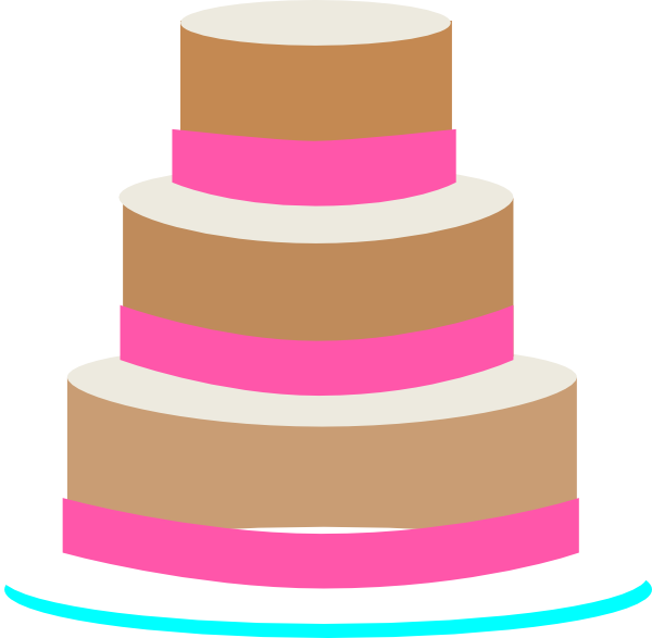 4 tiered cake clipart picture library Tiered Cake Clipart | Free download best Tiered Cake Clipart on ... picture library
