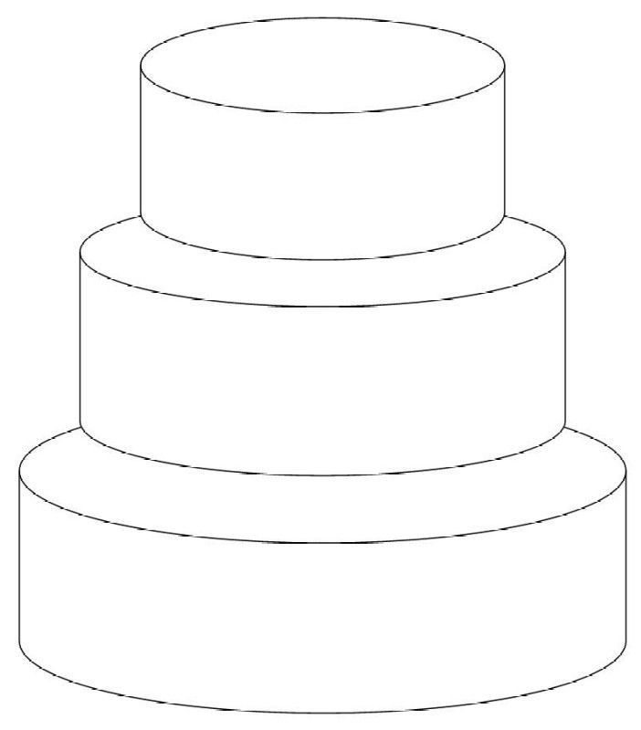 3 tier cake clipart 2 » Clipart Portal png library download
