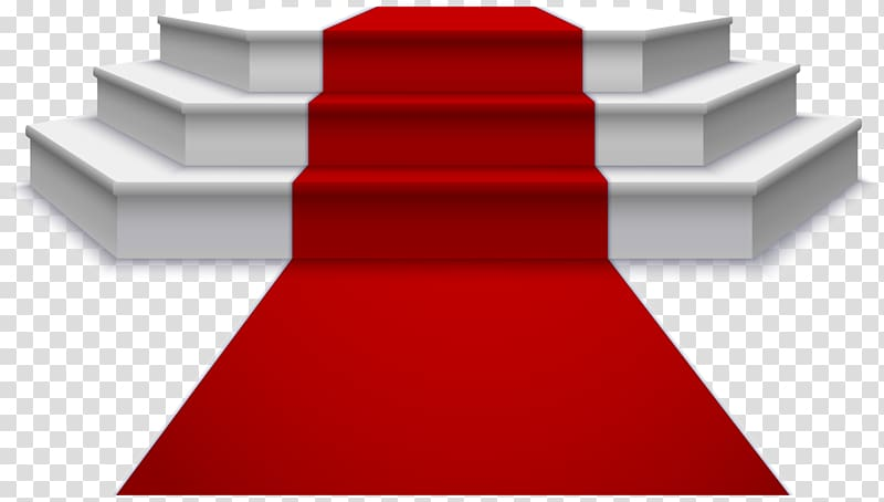 3-tier stairs with red carpet illustration, Podium, Red carpet ... vector library download