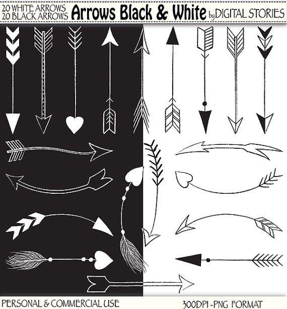 3 tribal arrow clipart.  best images about