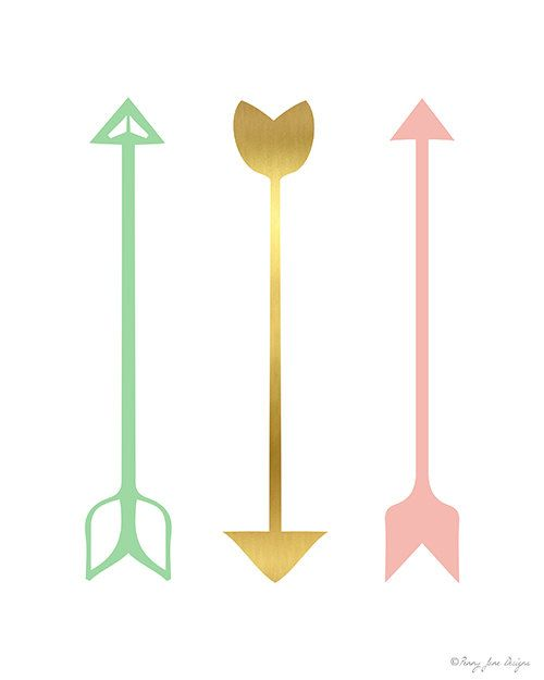 Gold tribal arrow clipart - ClipartFest picture library stock