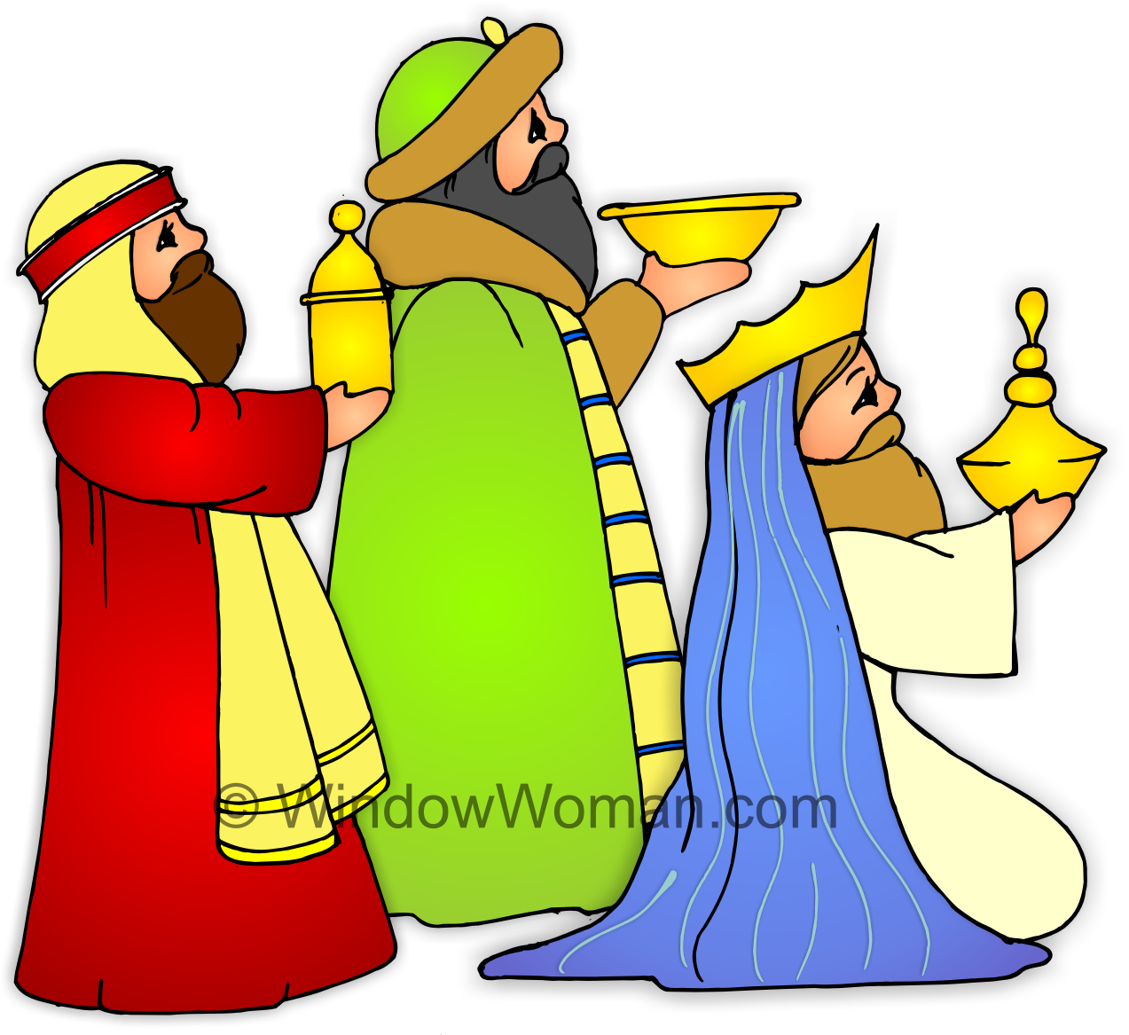 3 wise man clipart picture black and white library Free 3 Wise Men Pictures, Download Free Clip Art, Free Clip Art on ... picture black and white library