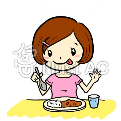 3 women eating together clipart vector library stock Girl eating clipart 3 » Clipart Station vector library stock