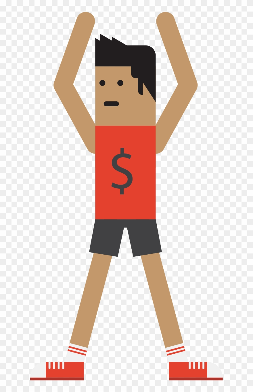 30 day challenge clipart graphic freeuse library Sign Up For The 30-day Financial Fitness Challenge - Illustration ... graphic freeuse library