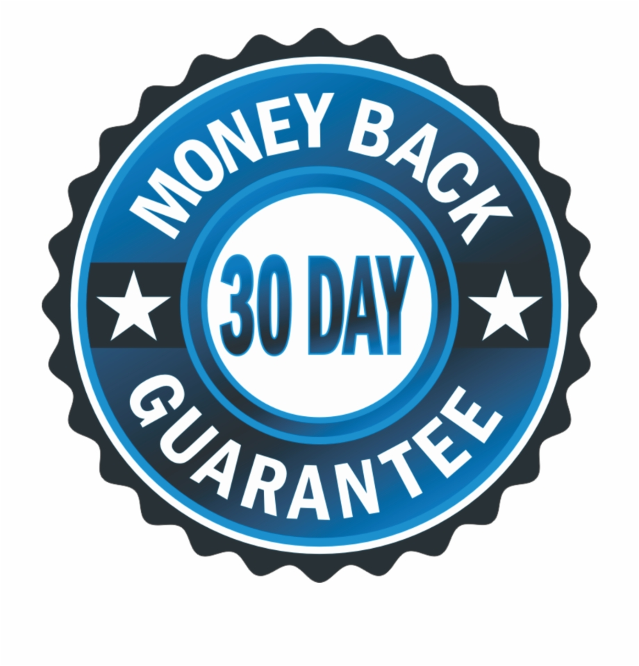 30 Day Money Back Guarantee - Pampered Chef 30 Day Guarantee Free ... image black and white library