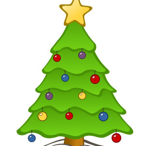 300 by 300 cristmas clipart png christmas-tree-clip-art-xmas_christmas_tree_5-3333px-1 – Kerry\'s Place png