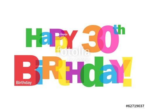 30th birthday clipart free jpg stock 30th birthday clipart free 5 » Clipart Portal jpg stock