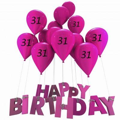 31st birthday clipart svg transparent Happy Birthday 31st   Happy Birthday 31st birthday   Happy Birthday ... svg transparent