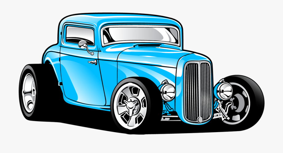 Hot rod with flames clipart free stock 1932 Ford Car Hot Rod Clip Art - Hot Rod Car Clip Art #189528 - Free ... free stock